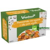 Travesseirinho com cogumelos e alho poró vegetariano (300g)
