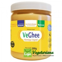 Manteiga VeGhee - Manteiga Vegetal Natural