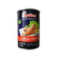 Salsicha Vegetariana Superbom (400g)