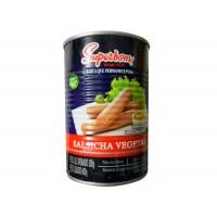 Salsicha Vegetariana Superbom (400g)